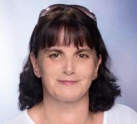 Karin Damberger, Schulwartin