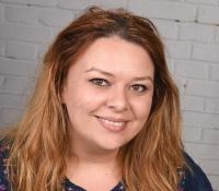 Sabrije Hoti, Mitarbeiterin der Nachmittagsbetreuung