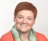 Maria Schapfl, Klassenvorstand 4b, Deutsch, Musikerziehung, Soziales Lernen, Informatik, Chor, Fachkoordinator für Deutsch