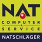 Der EDV Dienstleister in Eferding (Logo) - Computer und Service Natschlaeger